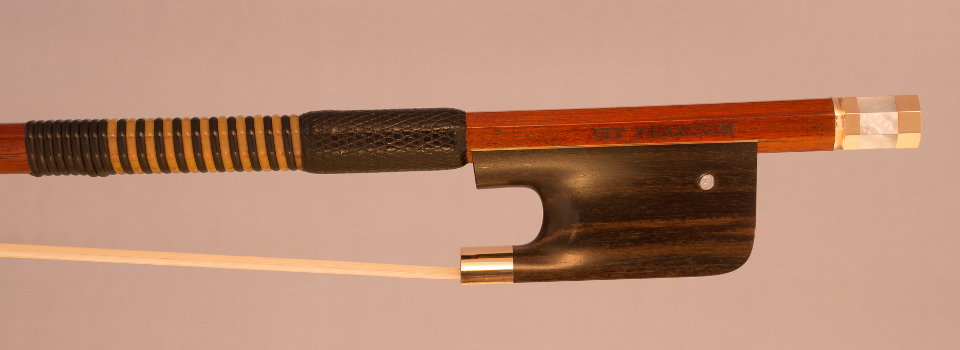 Cello Bow, Andy Lim lens bow